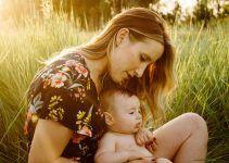O bebê de 7 meses