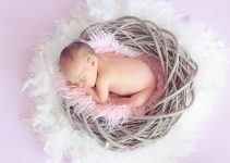O bebê de 15 dias