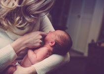 O bebê de 2 meses